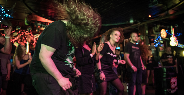 Metal 2 The Masses London Quinter Final 5, The Big Red (27 May 2018)
