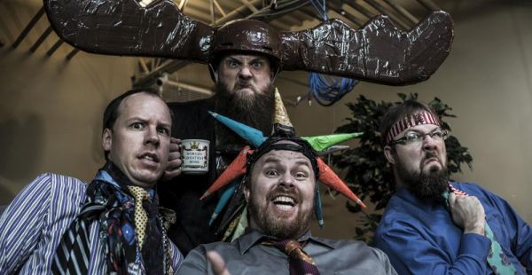 Gig Review: Psychostick / Darkness Divine / House of Hatchets – Audio, Glasgow (13th July 2018)