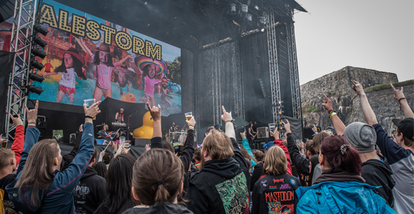 Festival Review: Tons of Rock 2018 – Day 1