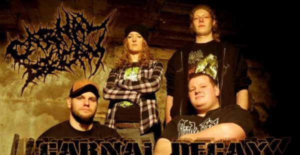 EP Review: Carnal Decay – When Push Comes To Shove