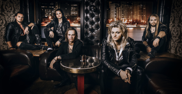 Interview: Ande Braun of Kissin' Dynamite