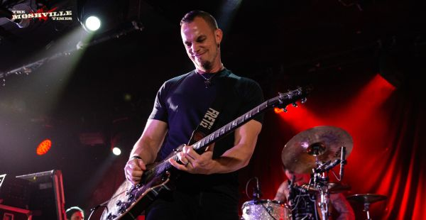 Gig Review: Tremonti / The Fallen State / Anchor Lane – O2 Academy, Glasgow (28th June 2018)