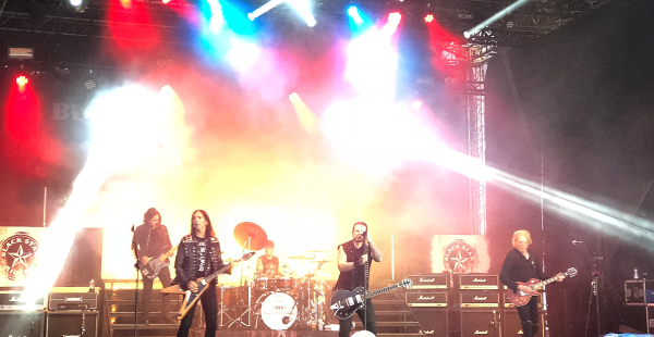 Festival Review: Steelhouse 2018 – Sunday