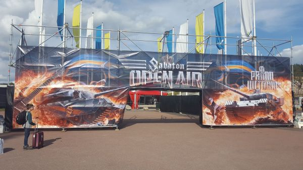 Sabaton Open Air 2018 – Overall Review (everything but the bands!)