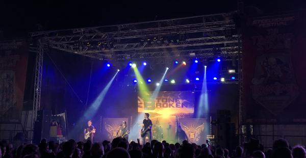 Festival Review: Steelhouse 2018 – Friday