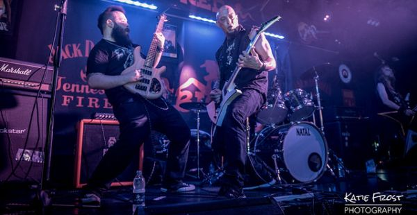 Interview: Dead Before Mourning (Bloodstock 2018)