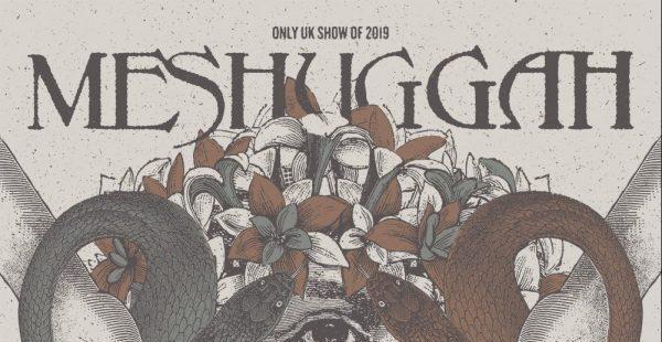 Meshuggah Announced as ArcTanGent Festival 2019 Saturday Headliner