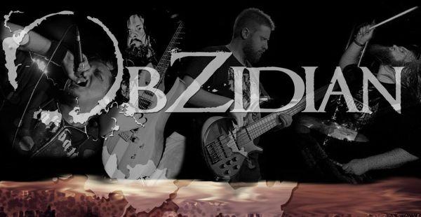 Interview: Obzidian (Bloodstock 2018)