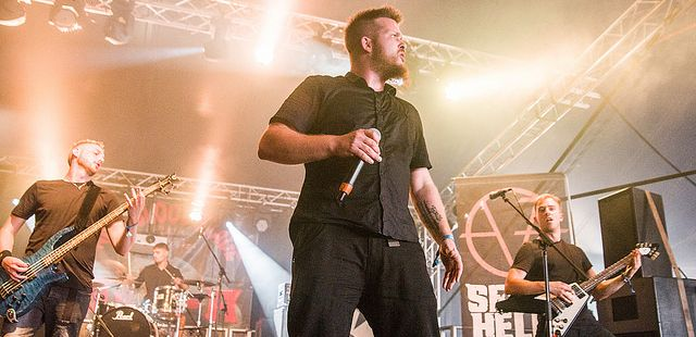 Interview: Seven Hells (Bloodstock 2018)