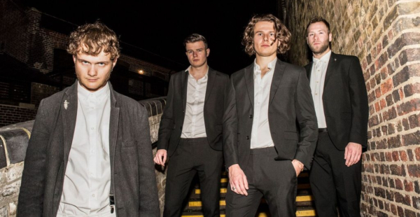 """Strange Bones release new track """"Here Come The Wolves"""" early to fans via WhatsApp stunt"""