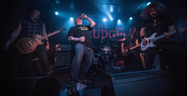 Gig Review: The Grudge / Butcher in the Fog / Sedulus / Gutlocker – The Black Heart, London (31st August 2018)