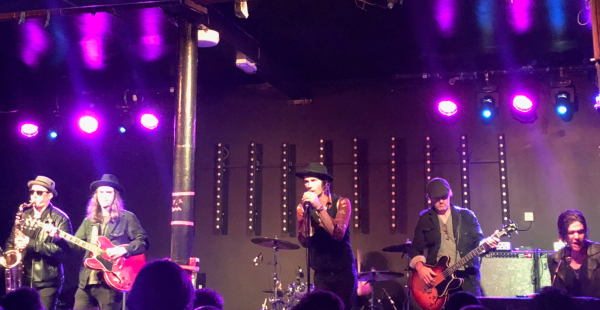 Gig Review: Walking Papers – G2, Glasgow (16th September 2018)