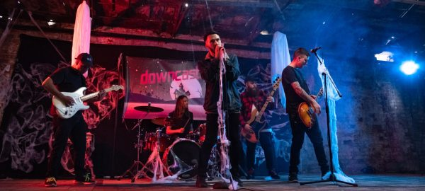 Band of the Day: Downcast