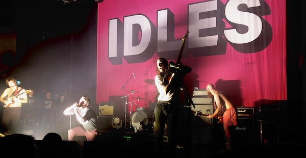 Gig Review: Idles / Heavy Lungs – O2 Institute, Birmingham (26th October 2018)