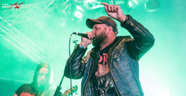 Interview: King Bison (Bloodstock 2018)