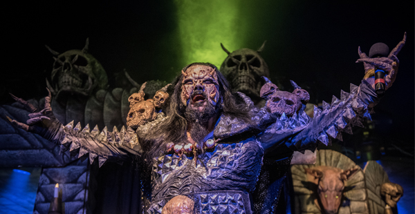 "Lordi release new video from ""'Killection: A Fictional Compilation"""