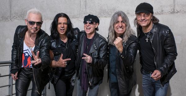 Scorpions to close Bloodstock 2019