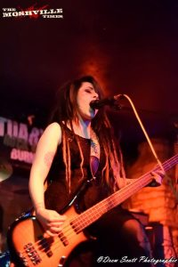 Gig Review: Fahran / Savage Outlaw / Fear Me December – Sanctuary Rock Bar, Burnley (16th November 20)18
