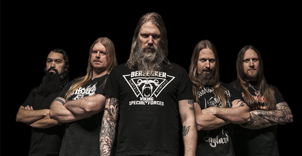 """Amon Amarth reveal new album details and video for """"Raven's Flight"""""""