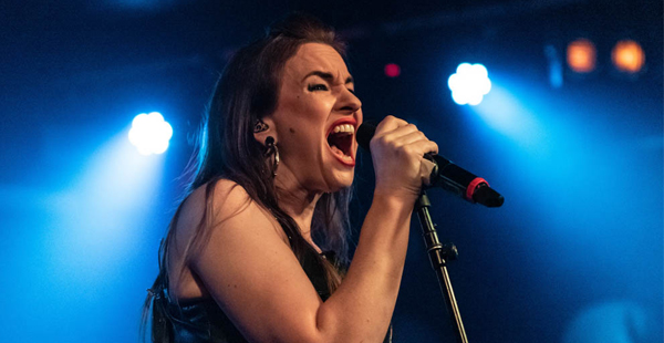 Gig Review: Devilskin / The Fallen State / Uproar – The Cathouse, Glasgow (3rd November 2018)