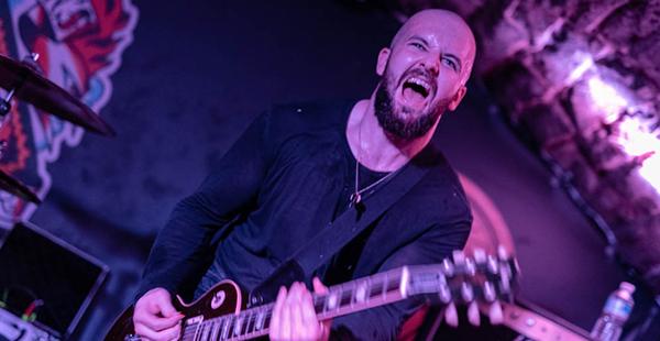 Gig Review: Eva Plays Dead / Frown Upon – Bannermans, Edinburgh (18th November 2018)