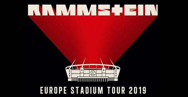 Rammstein announce 2019 stadium tour