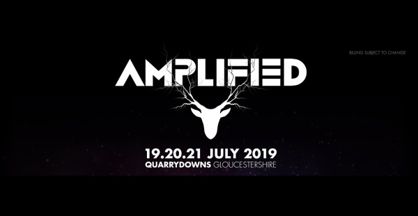 Amplified Festival 2019 – final headliner announced