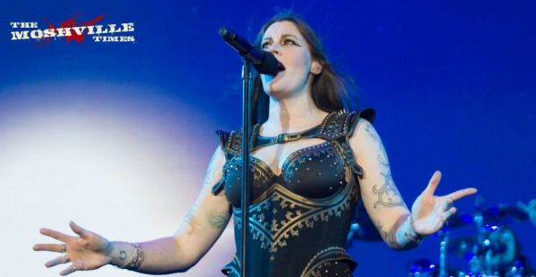 Gig Review: Nightwish / Beast in Black – Manchester Arena (11th December 2018)