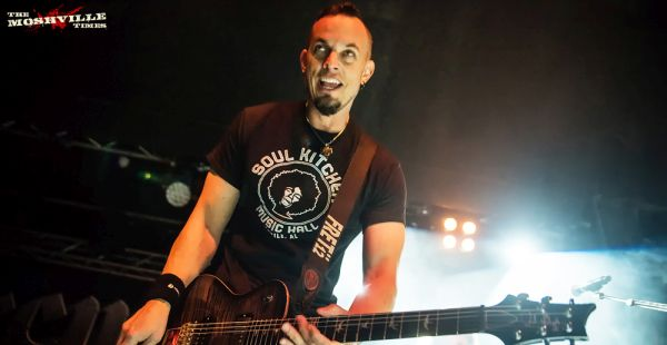 Gig Review: Tremonti / The Raven Age – Liquid Rooms, Edinburgh (6th December 2018)