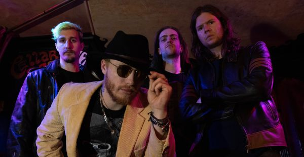 Band of the Day: Black Tree Vultures