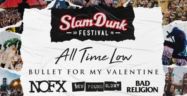Slam Dunk 2019 reveals closing DJ sets