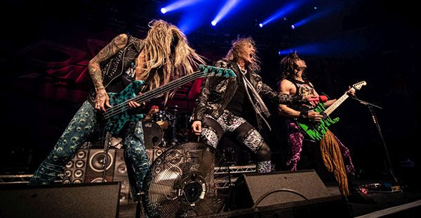 Gig Review: Steel Panther / Gus G – Roundhouse, London (10th February 2019)