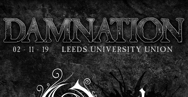 We'll Be There: Damnation Festival 2019