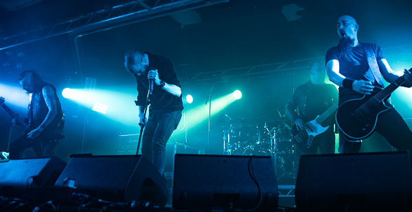 Gig Review: HRH Hammerfest XI – Day 1 (21st March 2019)