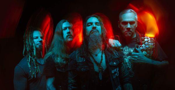 Machine Head: near-original lineup Burn My Eyes tour!
