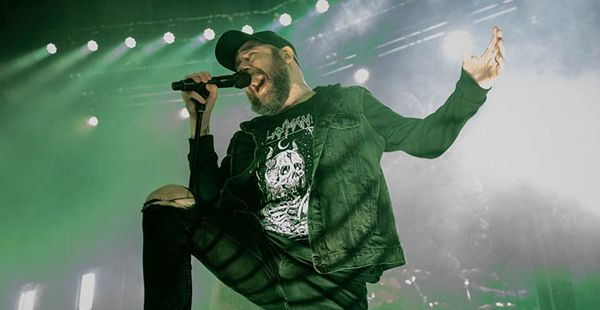 Interview: Anders Fridén of In Flames