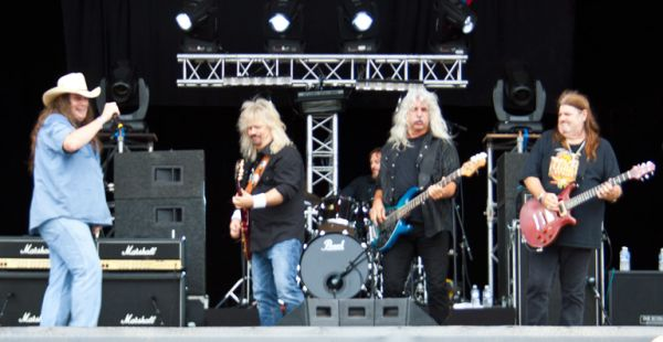 RIP Phil McCormack (Molly Hatchet) 1960 – 2019