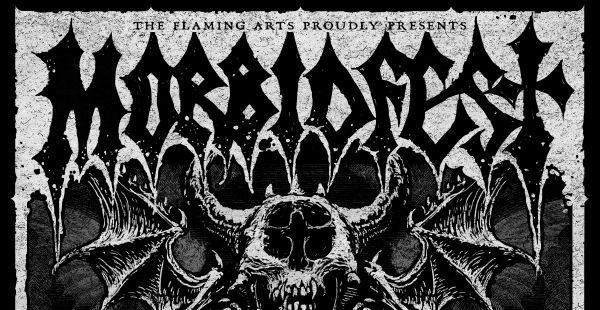 MorbidFest tour starts on Tuesday!
