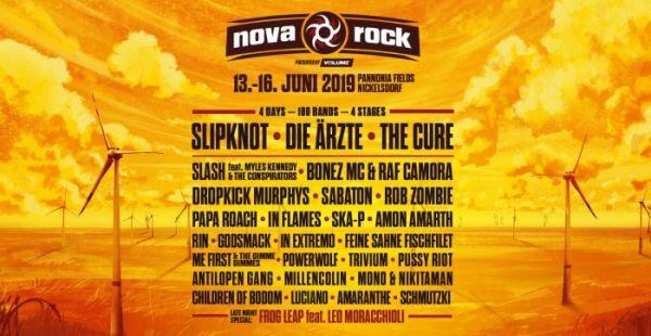 We'll Be There: Nova Rock 2019