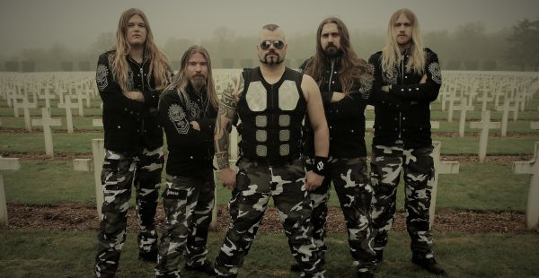 Sabaton announce new single – vinyl pre-orders this weekend _only_
