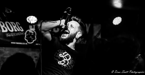 Gig Review: Metal 2 the Masses 1st Semi Final – Sanctuary Rock Bar, Burnley (11th May 2019)