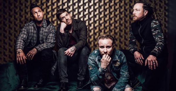 """Shinedown release stripped down """"Get Up"""" EP"""