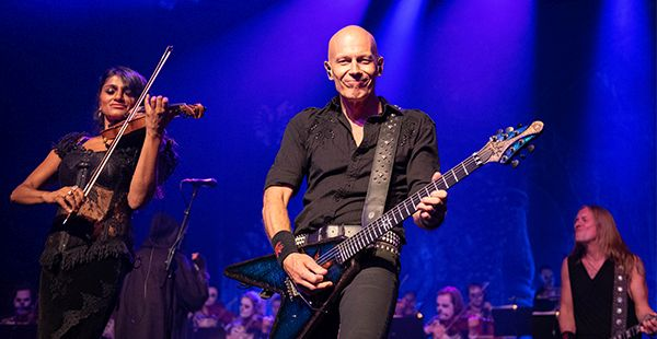 Giv Review: Accept with Kringkastingsorkestret – Oslo Opera House, Norway (26 June 2019)