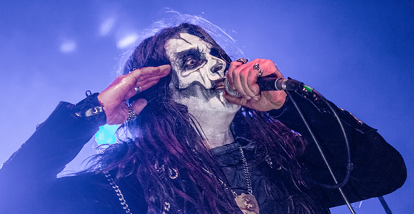 Gig Review: Carach Angren / Wolfheart / Thy Antichrist – Audio, Glasgow (July 4th, 2019)