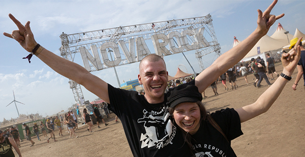 Festival Review: Nova Rock 2019 Day 4