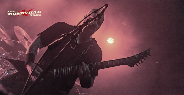 Interview: Tuomas Saukkonen of Wolfheart and Dawn of Solace