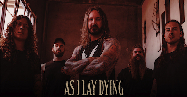 As I Lay Dying announce new album Shaped by Fire