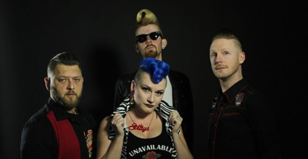 Band of the Day: The Strays