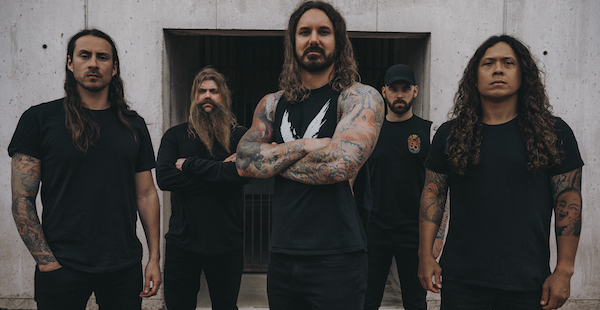 Album Review: As I Lay Dying – Shaped By Fire