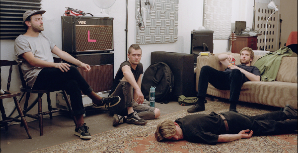 Heavy Lungs announce new EP and tour